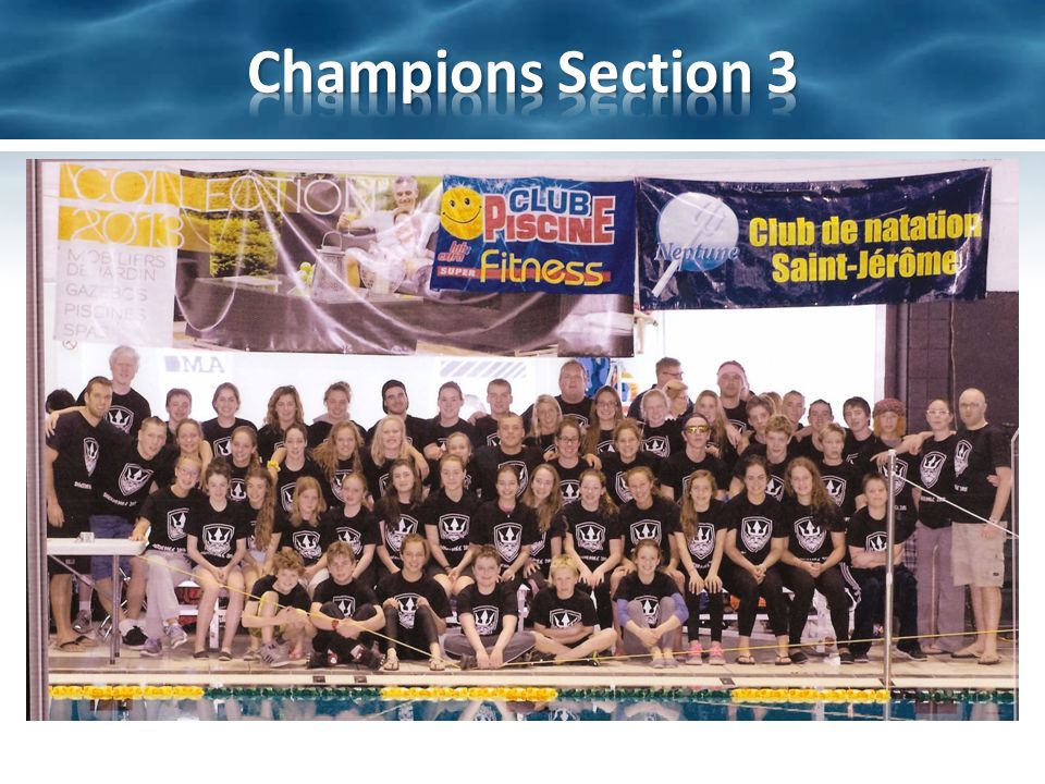 Champions Section 3