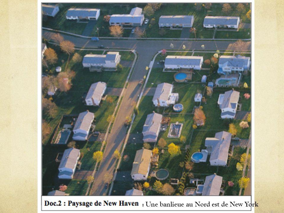 : Une banlieue au Nord est de New York