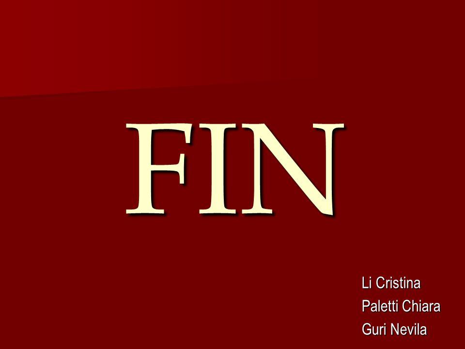 FIN Li Cristina Paletti Chiara Guri Nevila