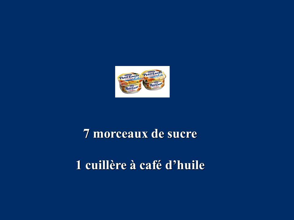 1 cuillère à café d'huile