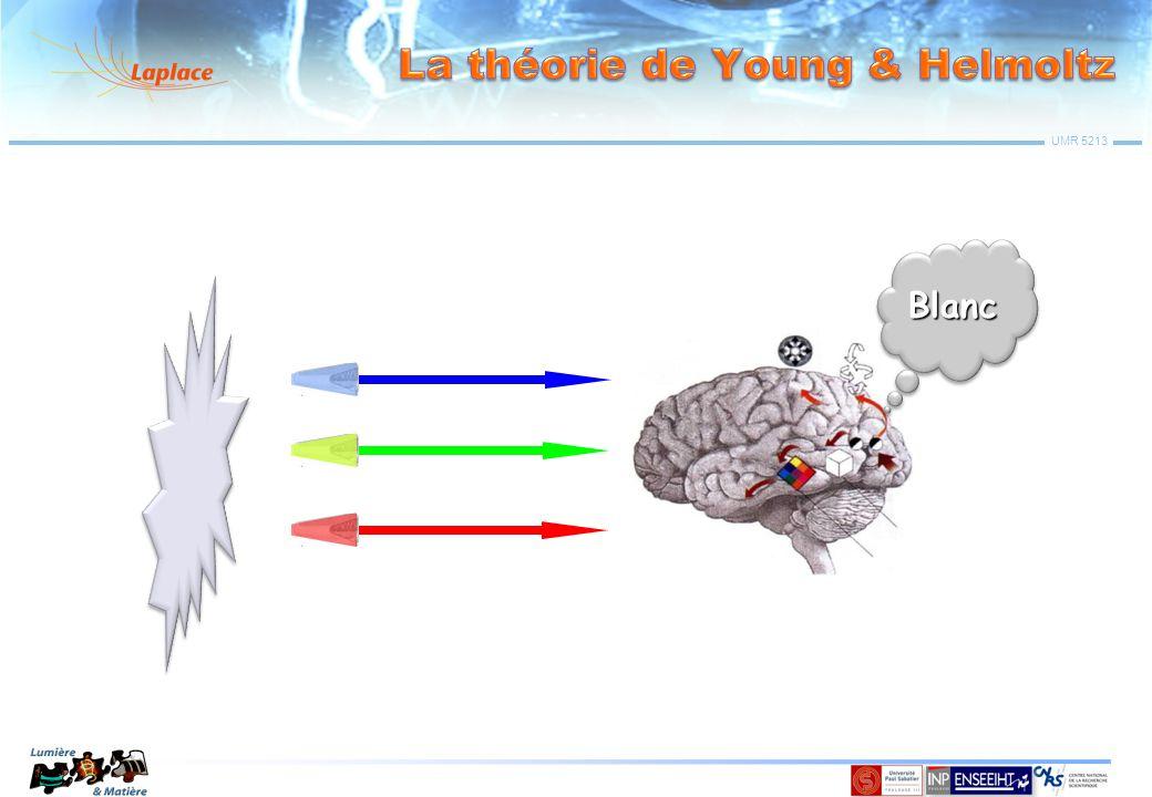 La théorie de Young & Helmoltz