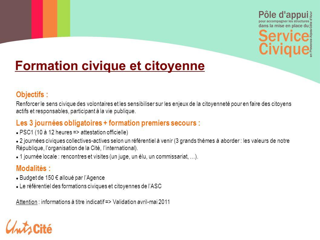 Formation civique et citoyenne