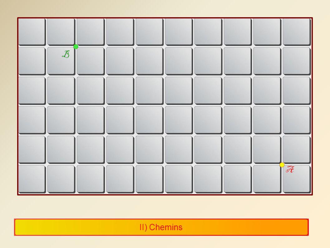 B A II) Chemins 10 10