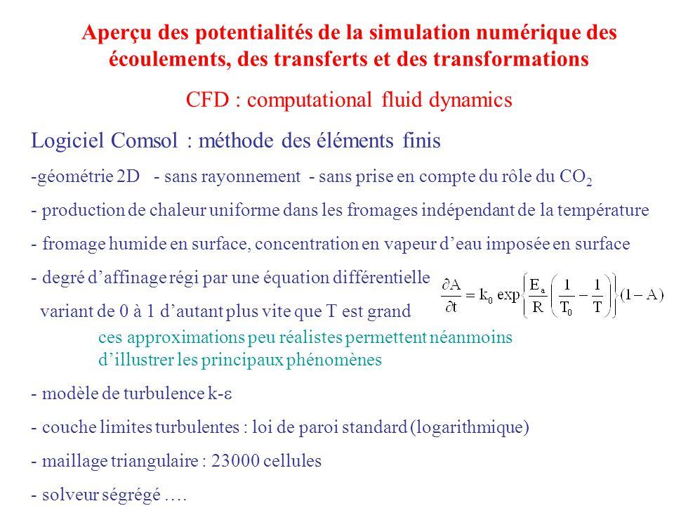 CFD : computational fluid dynamics