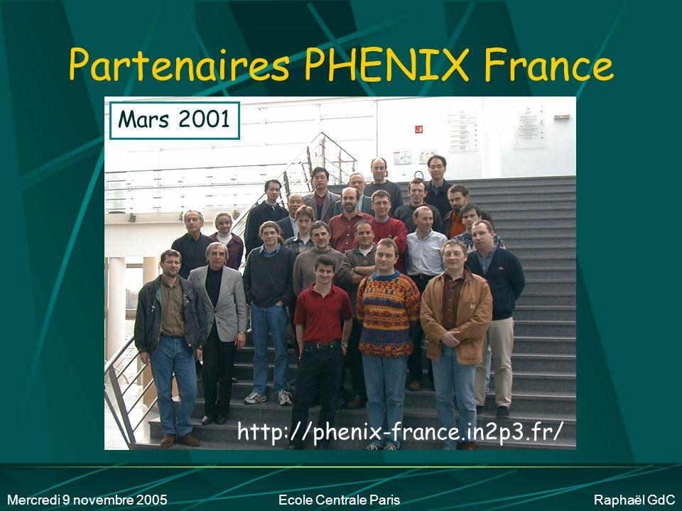 Partenaires PHENIX France
