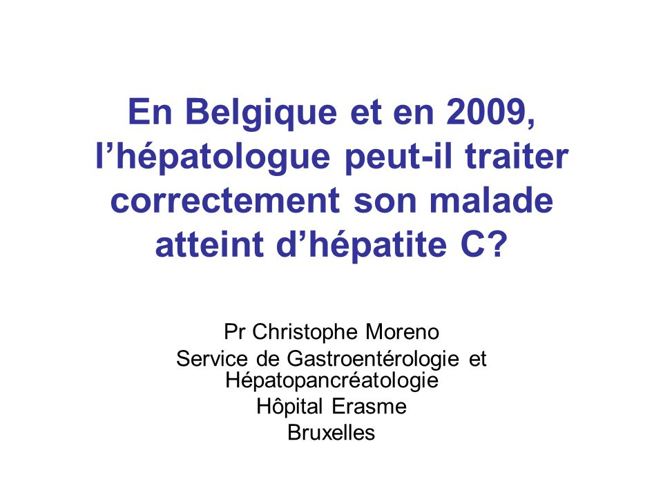 Service de Gastroentérologie et Hépatopancréatologie