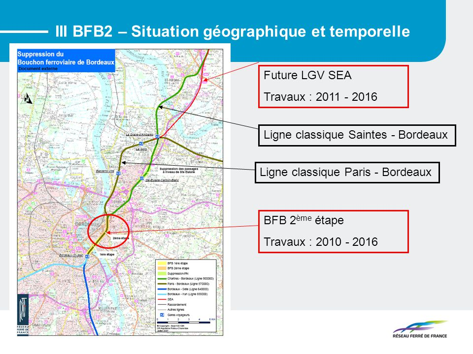 III BFB2 – Situation géographique et temporelle