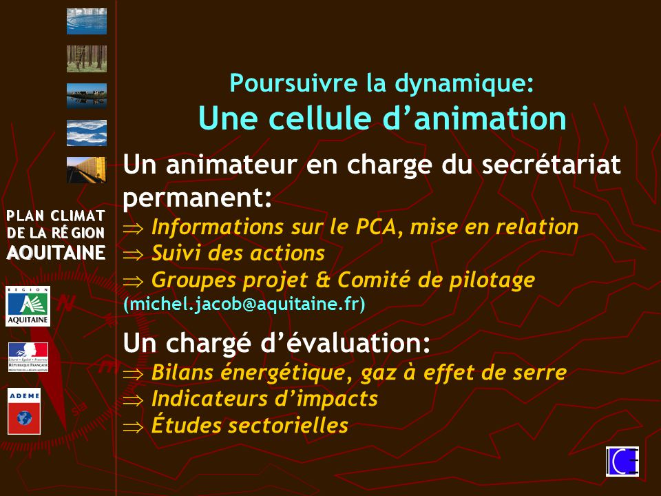 Poursuivre la dynamique: Une cellule d'animation