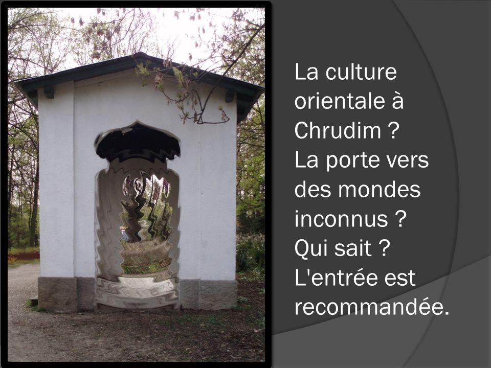 La culture orientale à Chrudim. La porte vers des mondes inconnus
