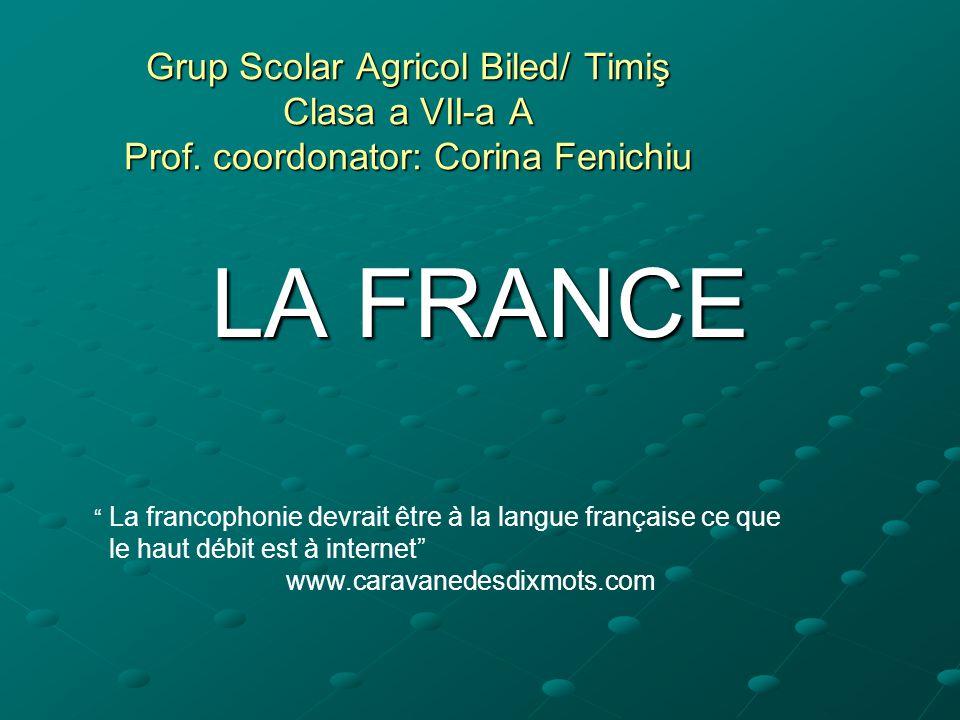 Grup Scolar Agricol Biled/ Timiş Clasa a VII-a A Prof