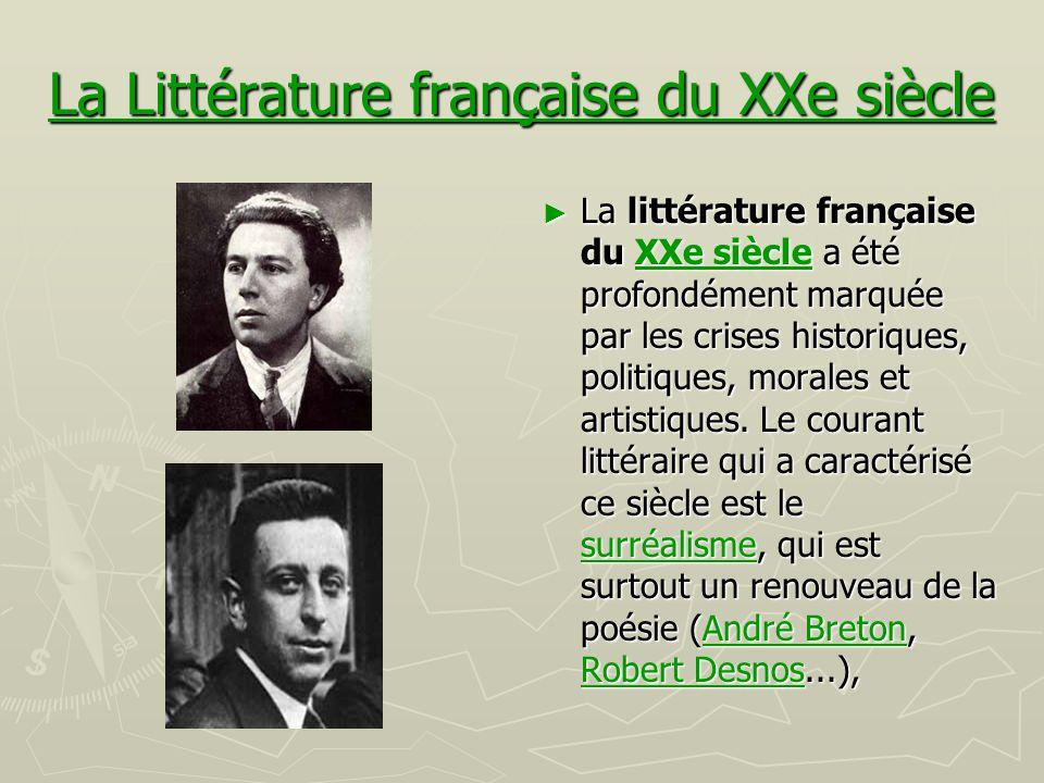 Littérature 20ème siècle - Librairie Lecrocq livres ...