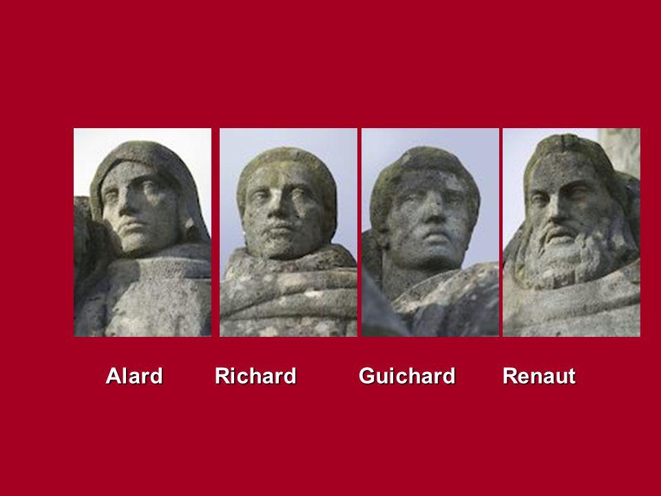 Alard Richard Guichard Renaut