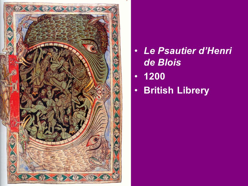Le Psautier d'Henri de Blois