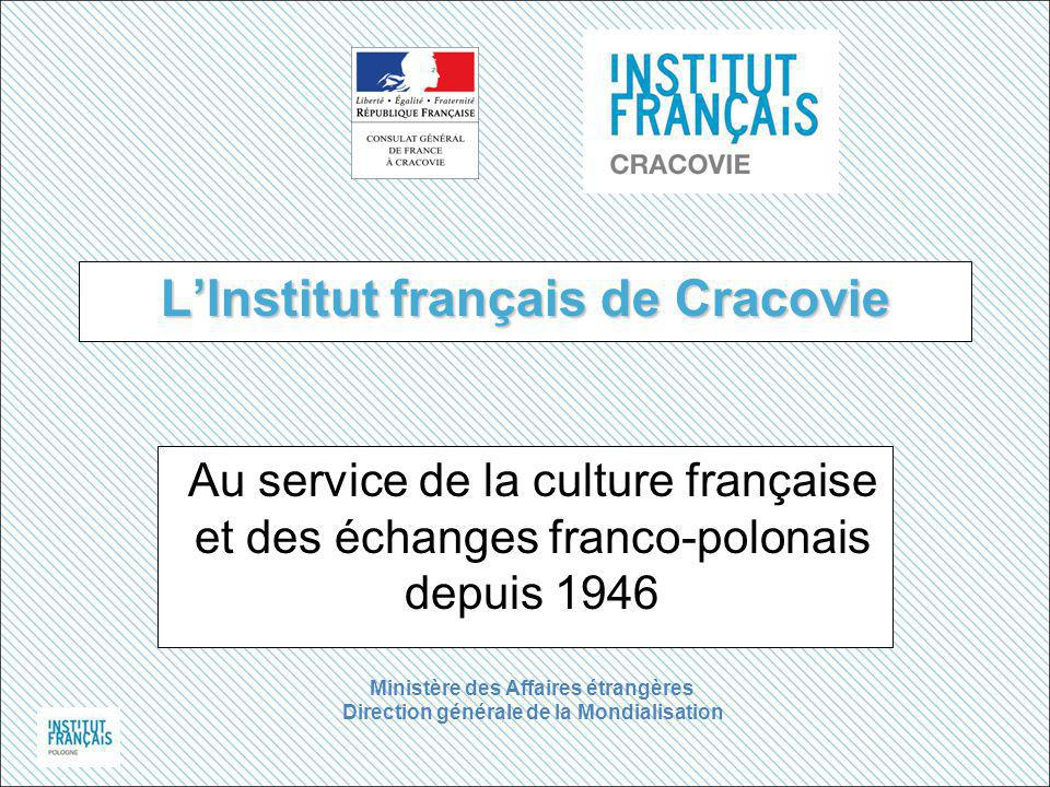 L'Institut français de Cracovie