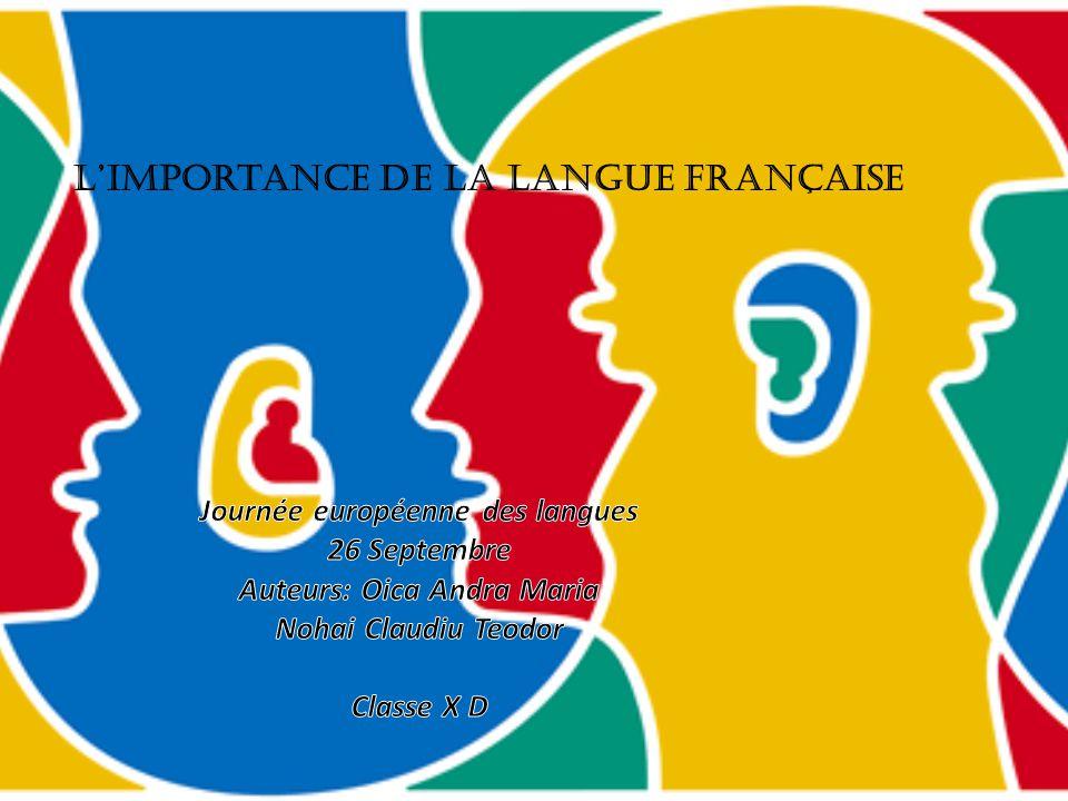 Journée européenne des langues Auteurs: Oica Andra Maria
