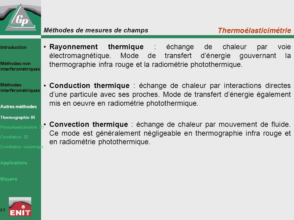 Thermoélasticimétrie