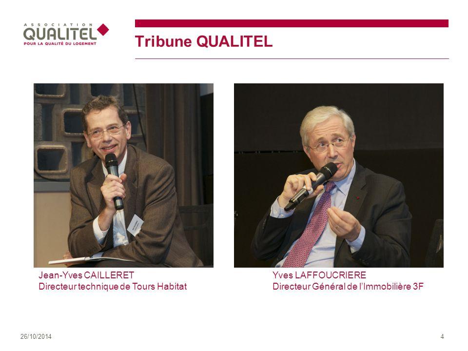 Tribune QUALITEL Jean-Yves CAILLERET
