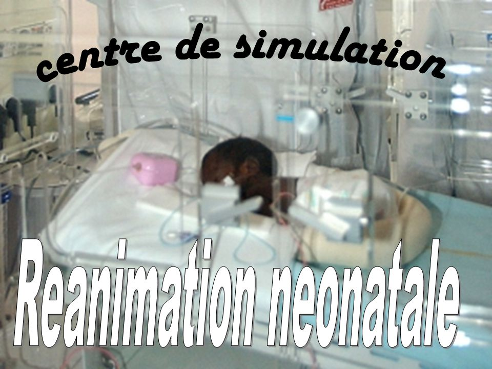 Reanimation neonatale