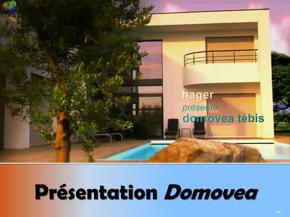 Présentation Domovea