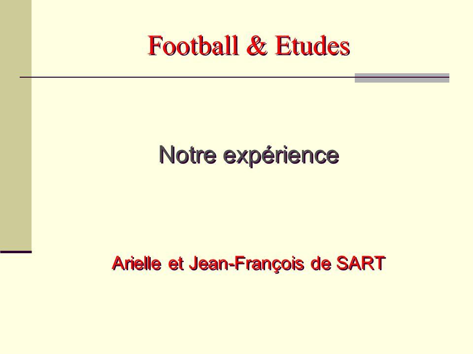 Arielle et Jean-François de SART