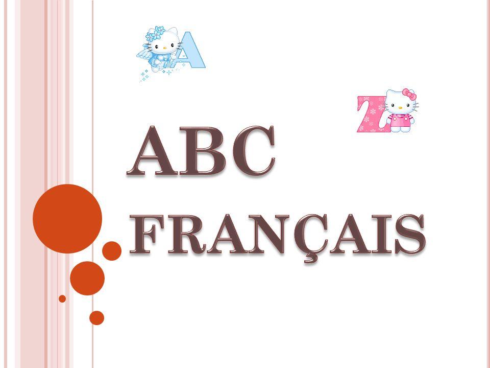 ABC français