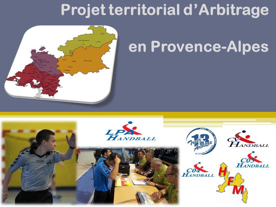 Projet territorial d'Arbitrage en Provence-Alpes