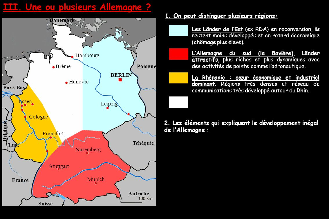 III. Une ou plusieurs Allemagne