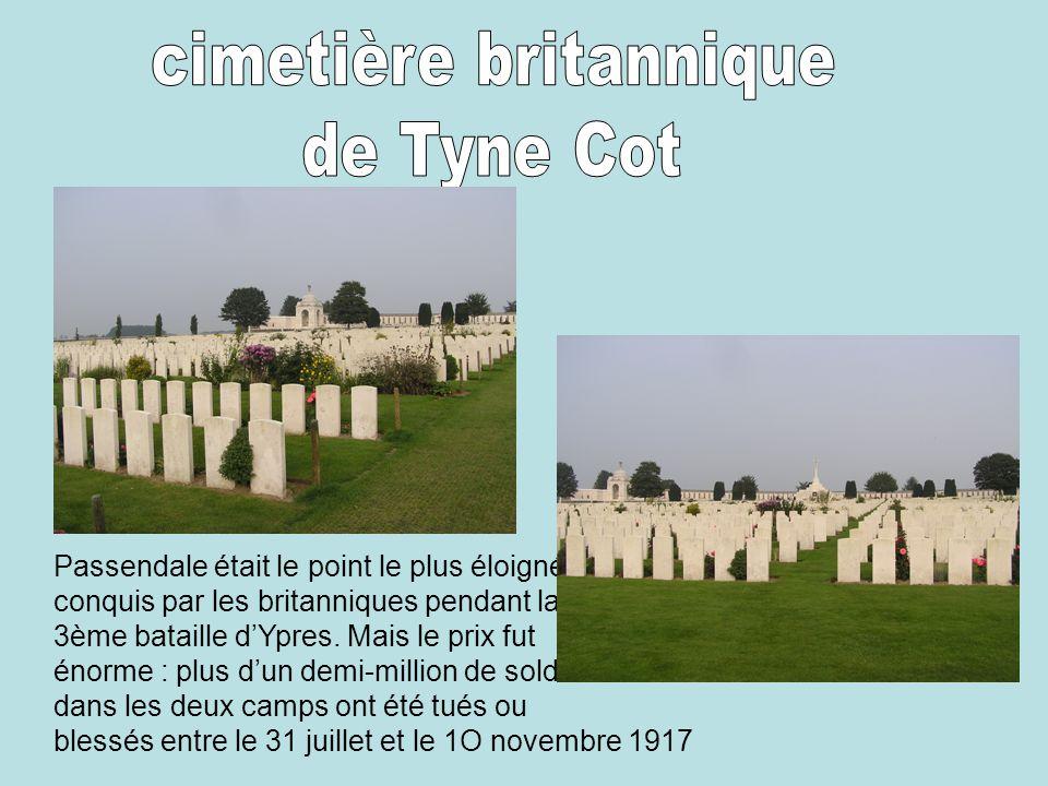 cimetière britannique