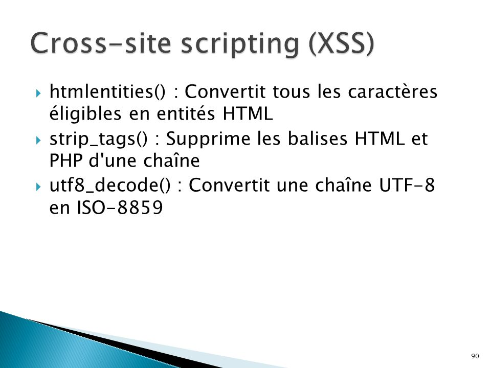Cross-site scripting (XSS)
