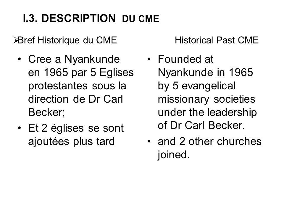 Et 2 églises se sont ajoutées plus tard