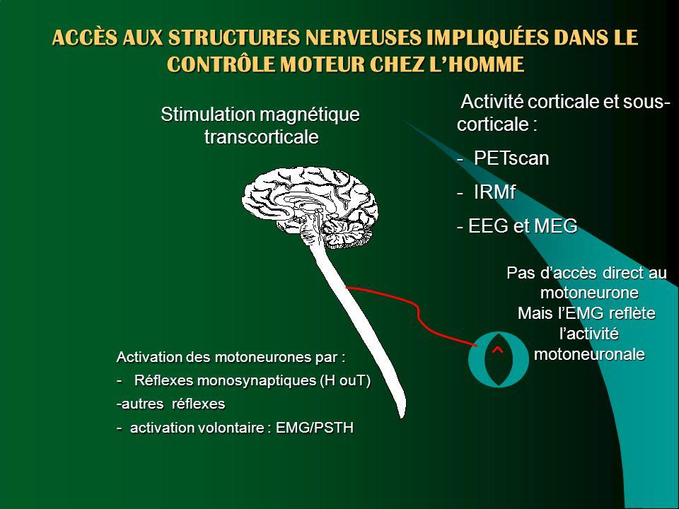 Stimulation magnétique