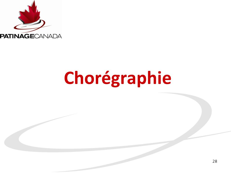 Chorégraphie 28