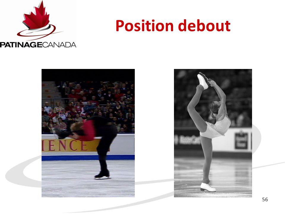 Position debout 56