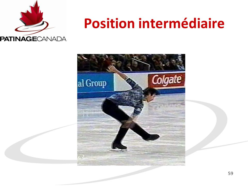 Position intermédiaire
