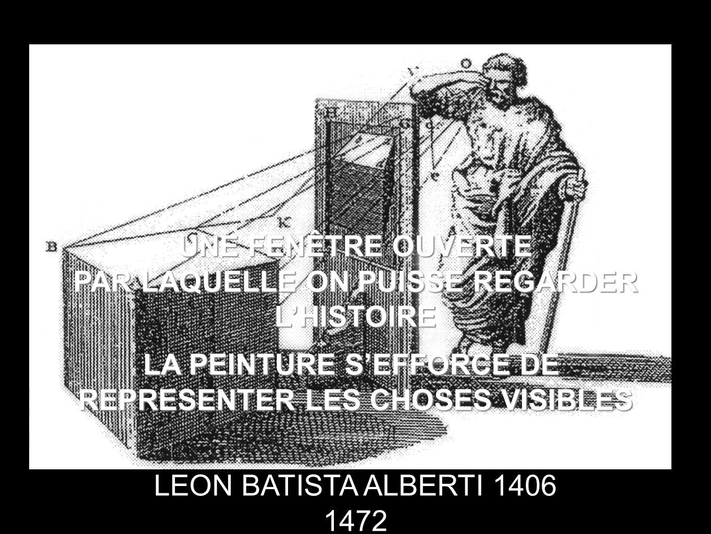 PAR LAQUELLE ON PUISSE REGARDER L'HISTOIRE