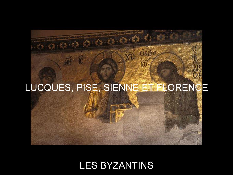 LUCQUES, PISE, SIENNE ET FLORENCE