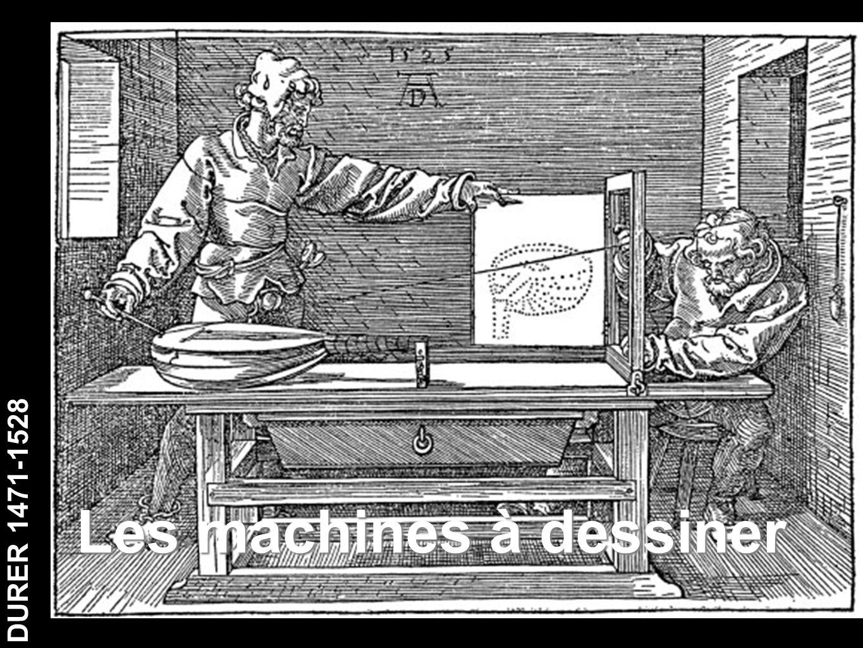 Les machines à dessiner