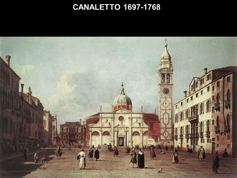 CANALETTO 1697-1768 CANLETTO
