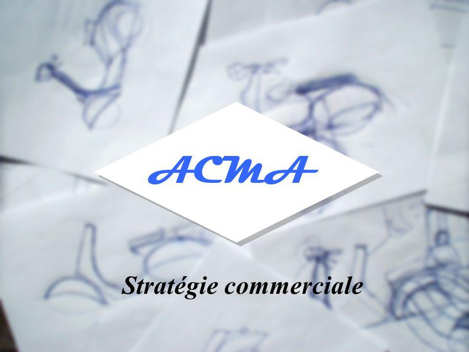 ACMA Stratégie commerciale