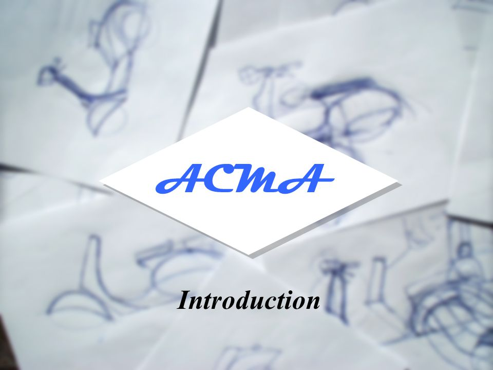 ACMA Introduction