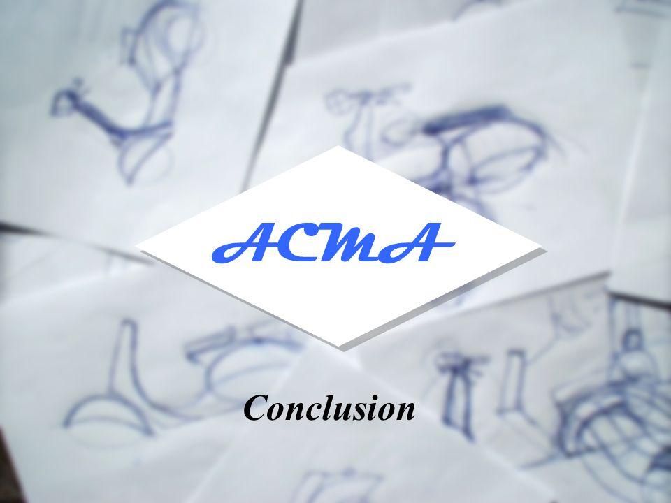 ACMA Conclusion