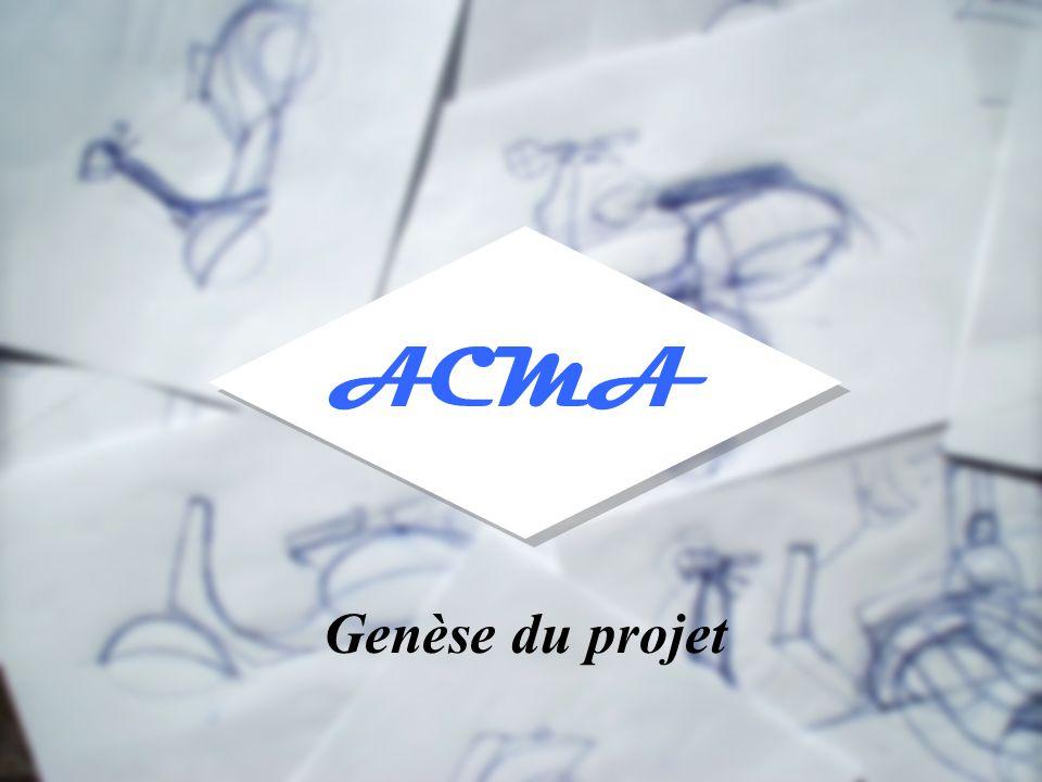 ACMA Genèse du projet