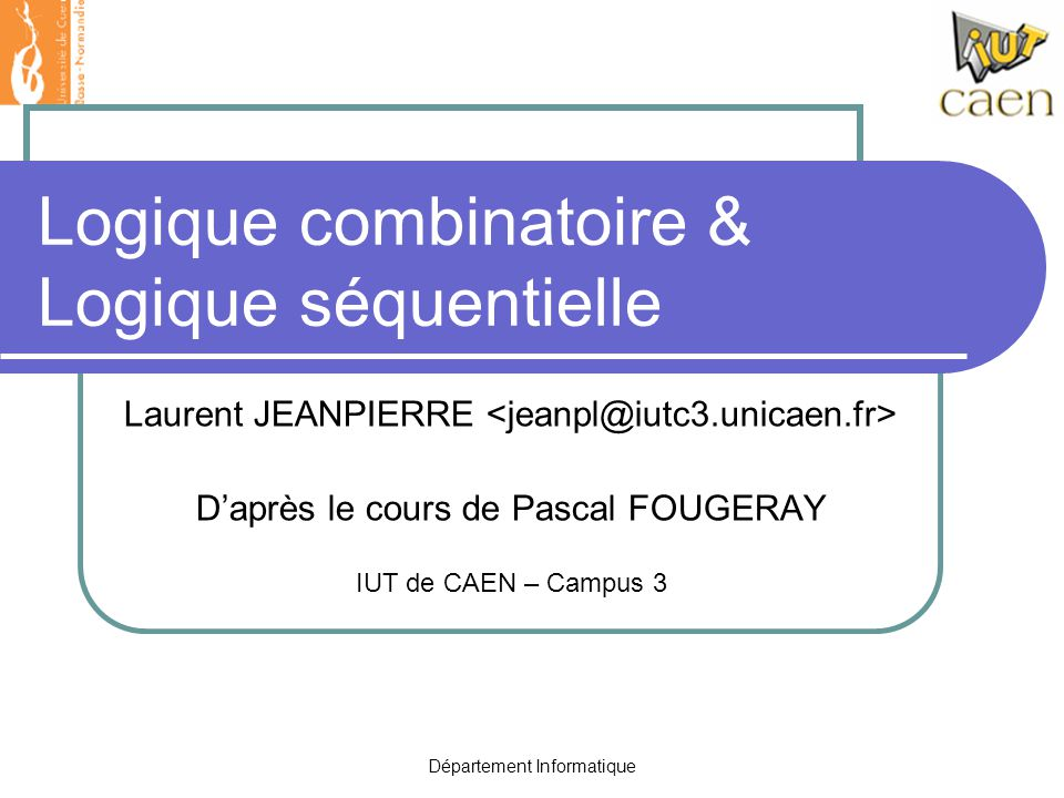 Logique combinatoire logique s quentielle ppt video for Multiplexeur logique