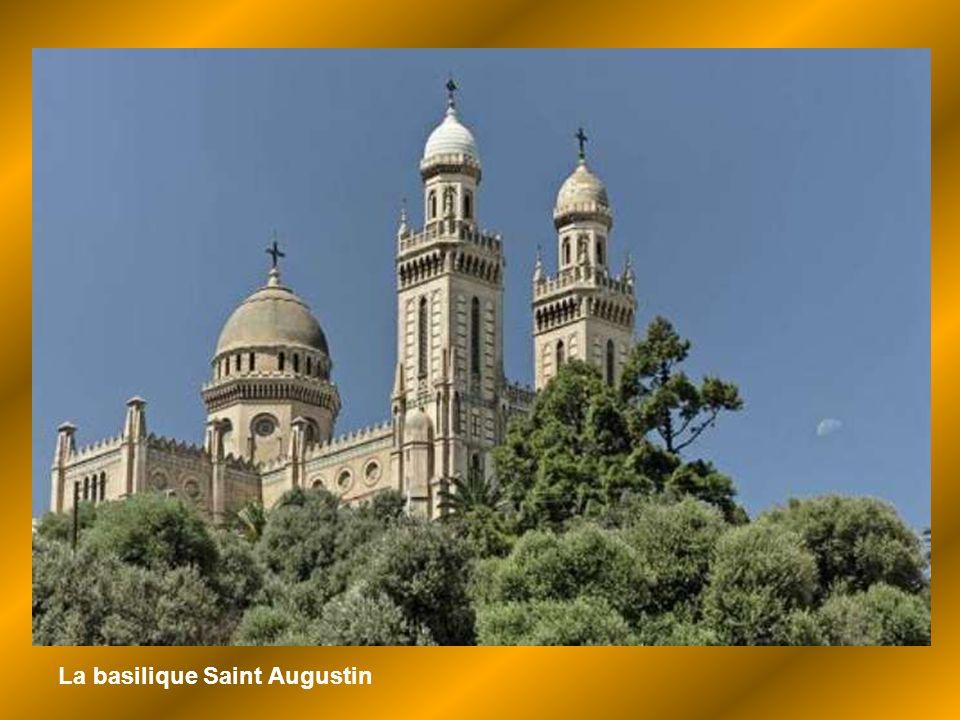 La basilique Saint Augustin