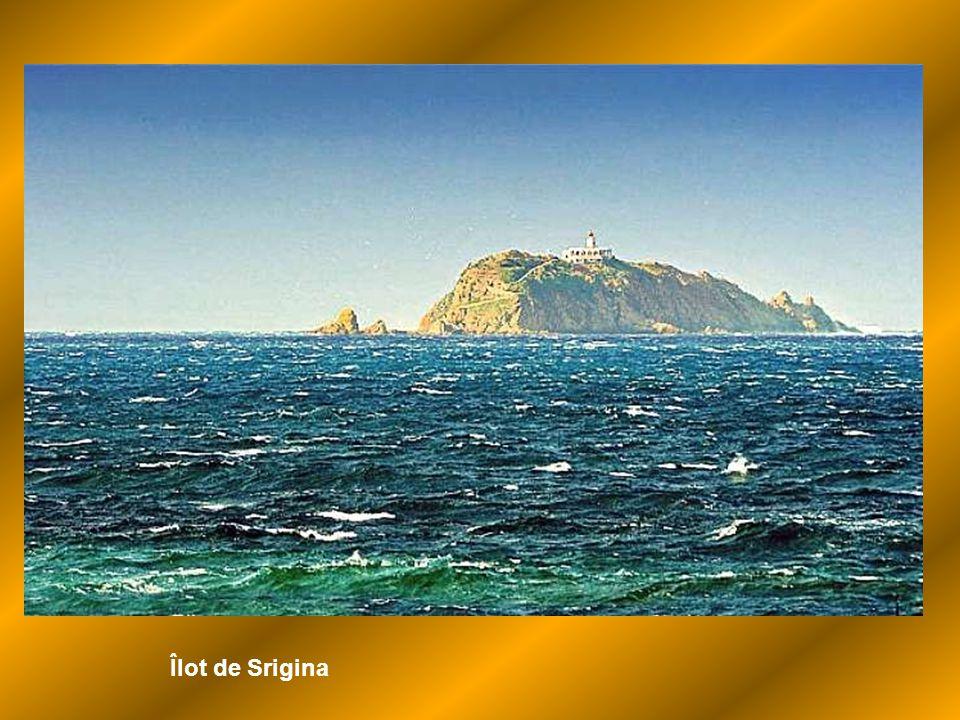 Îlot de Srigina