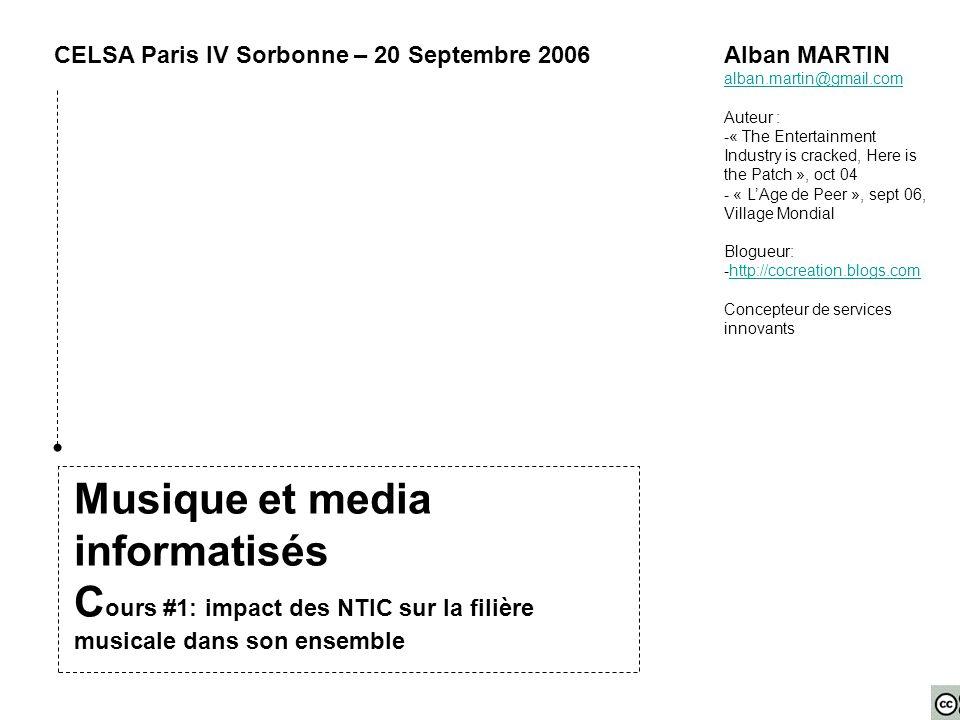 CELSA Paris IV Sorbonne – 20 Septembre 2006