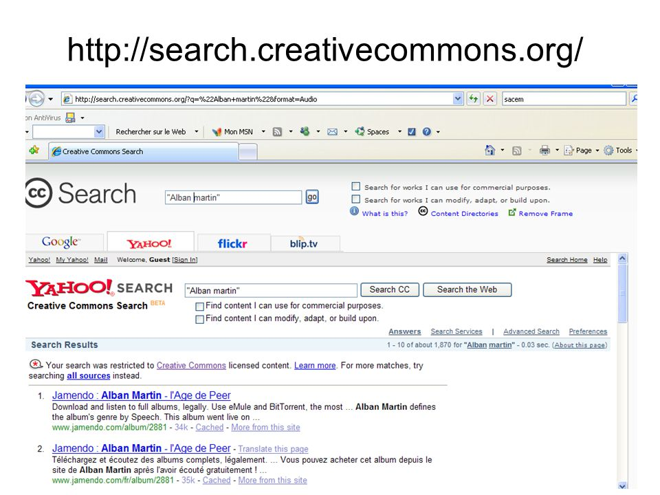 http://search.creativecommons.org/