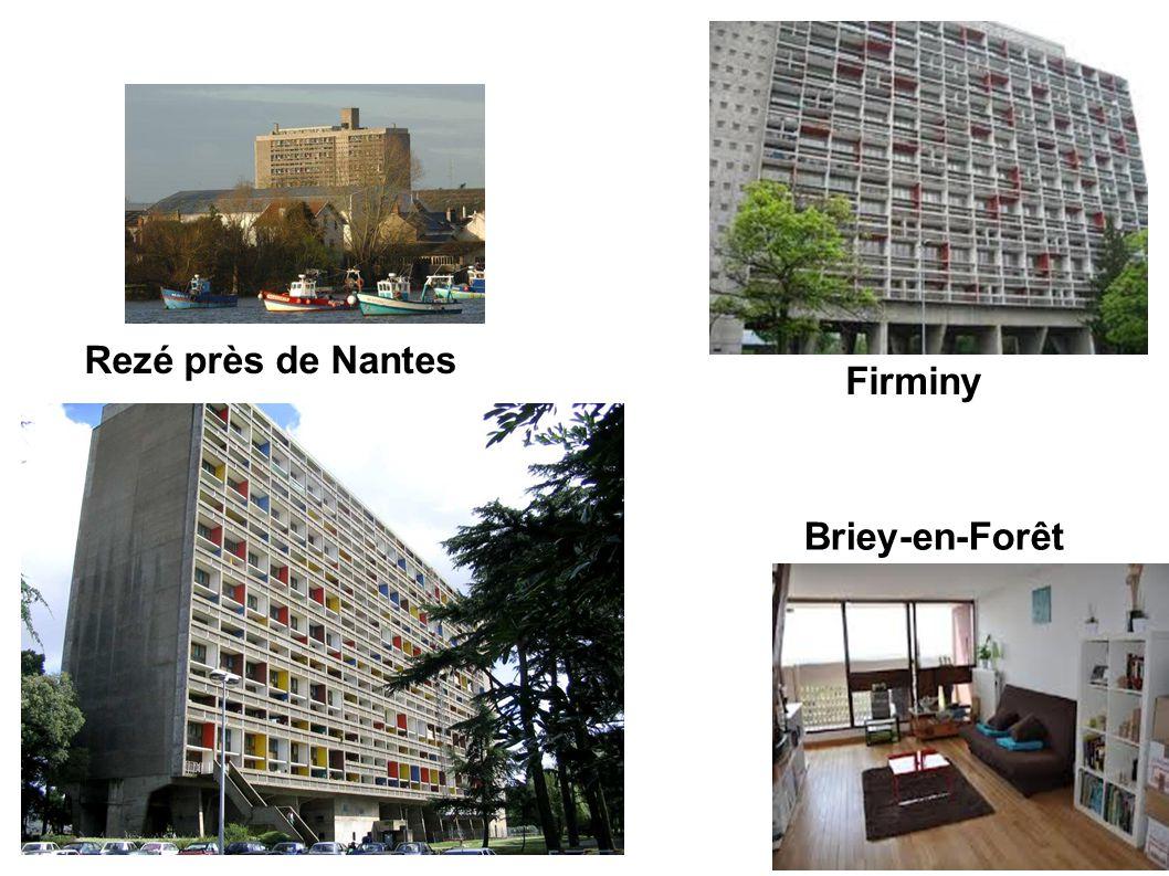 Rezé près de Nantes Firminy Briey-en-Forêt