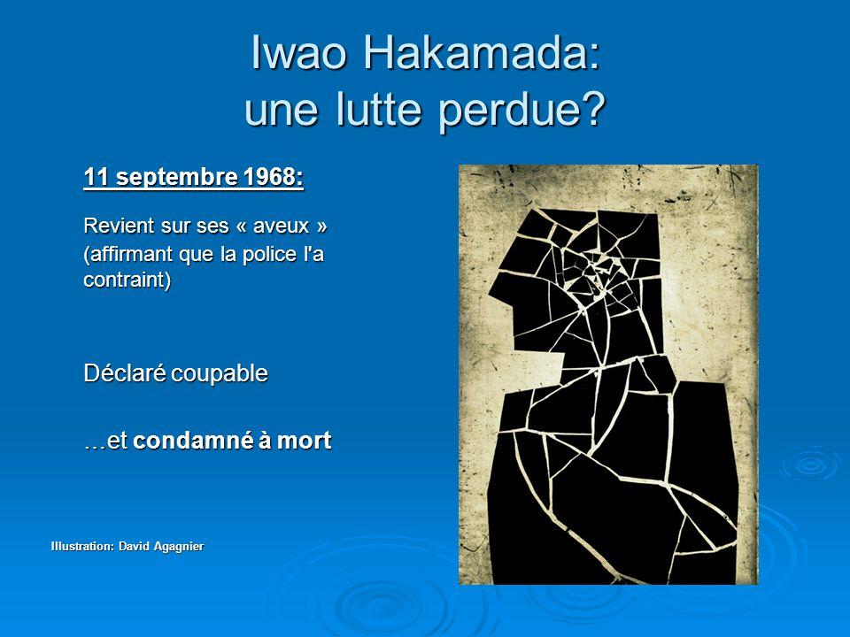 Iwao Hakamada: une lutte perdue