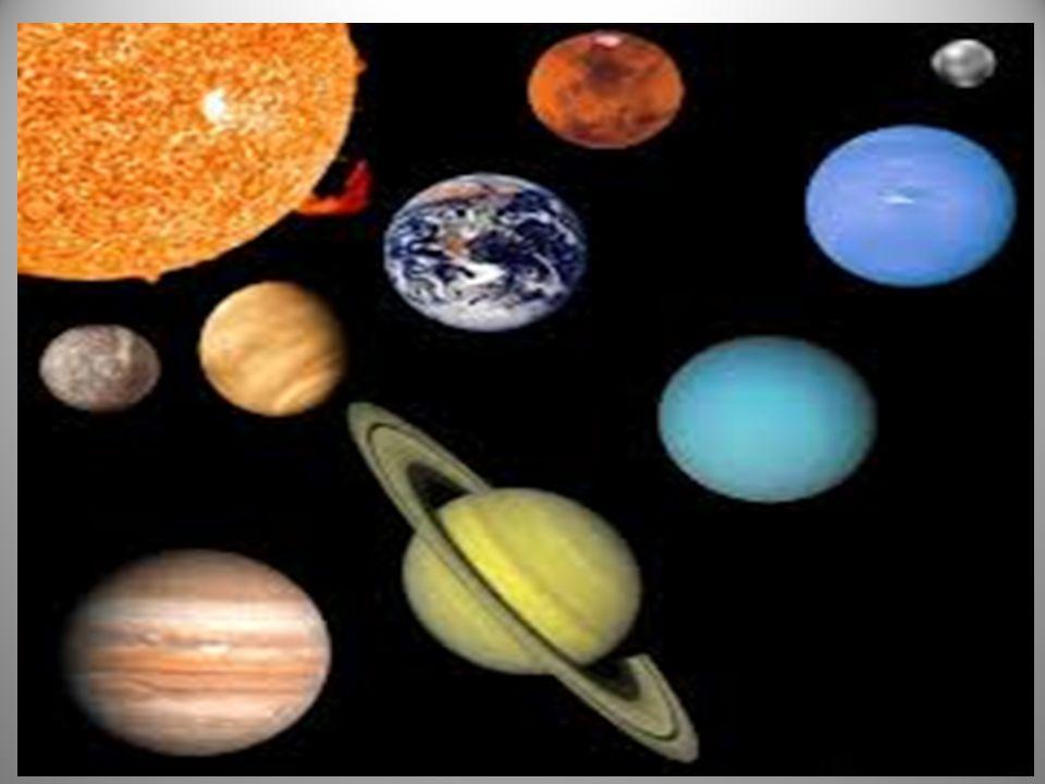 Les planètes en 5 minutes